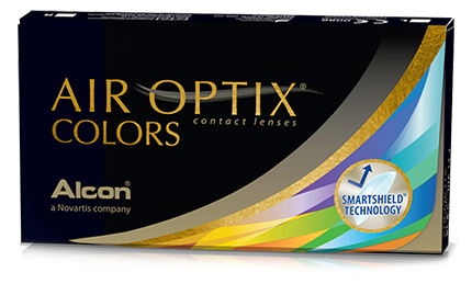 Air Optix Colors - STERLING GRAY