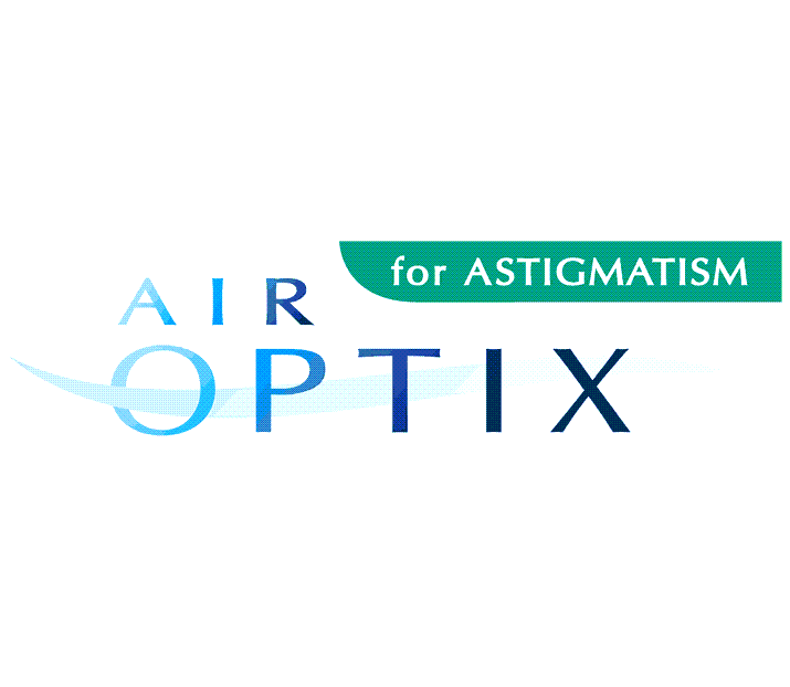 ASTIGMATISM LENS (Air Optix for Astigmatism)