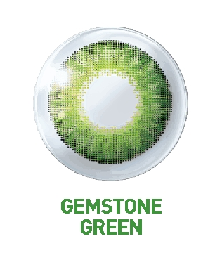 Air Optix Colors - GEMSTONE GREEN