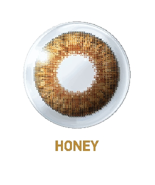 Air Optix Colors - HONEY